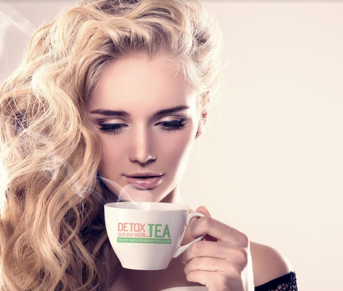 skinny fit detox tea how to use