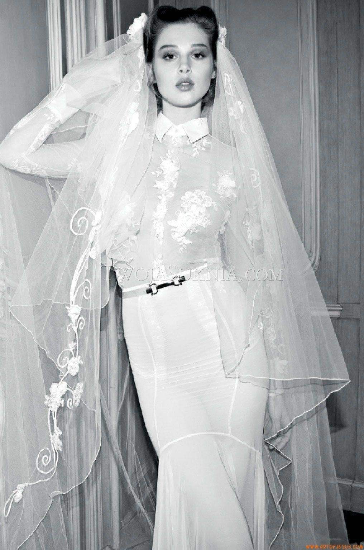 Wedding Dresses Inbal Dror BR-13-13 Paris 2013