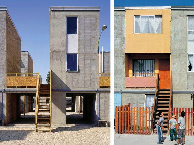 links zwei huser mit einer lcke dazwischen rechts die lcke ist mit einem - Deckideen Fr Modulare Huser