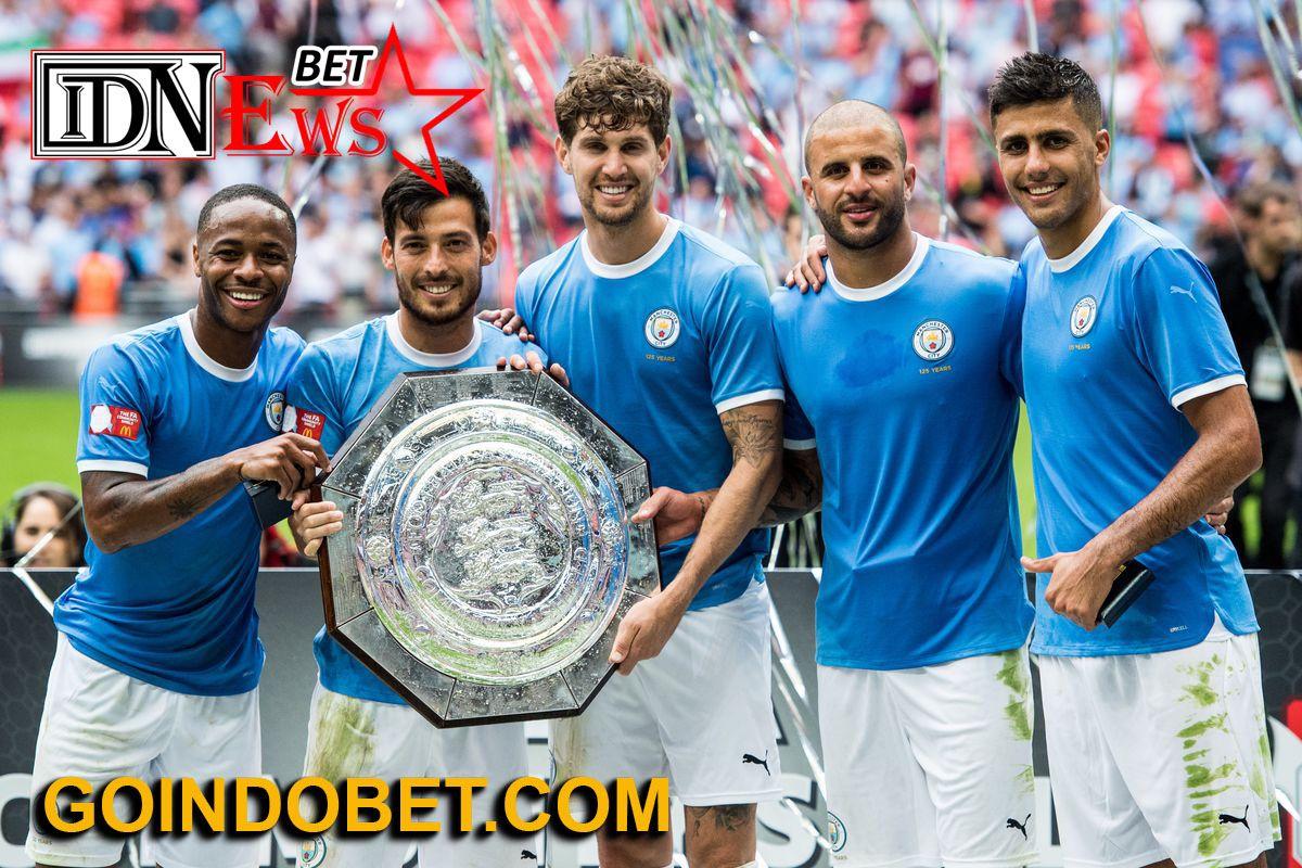 Hasil Pertandingan English FA Community Shield 04 Agustus