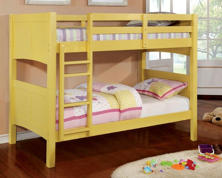 40 Cute Childs Room Designs With Blue Yellow Tones Twin Bunk