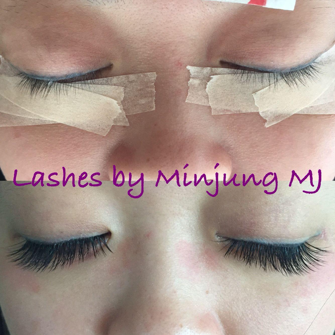 Lash extensions   #lashes#Lashextensions#eyelash#beauty#vancouver#minding#minjung#nail    Minding1204@gmail.com