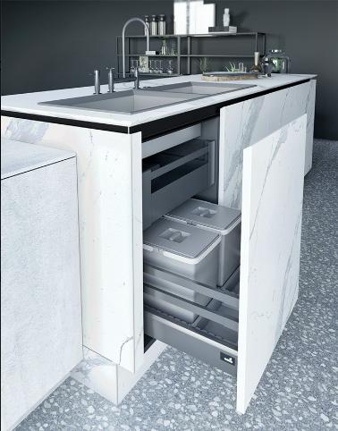 Kankara Kuchnie Nowoczesne Na Wymiar Z Wyspa Filing Cabinet Furniture Kitchen