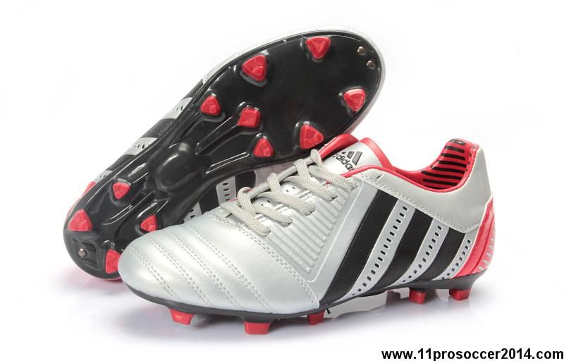 Wholesale Cheap Adidas Predator 2013 Absolado Incuria - Absolado Incuria Silver Black Red Sports Shoes Shop