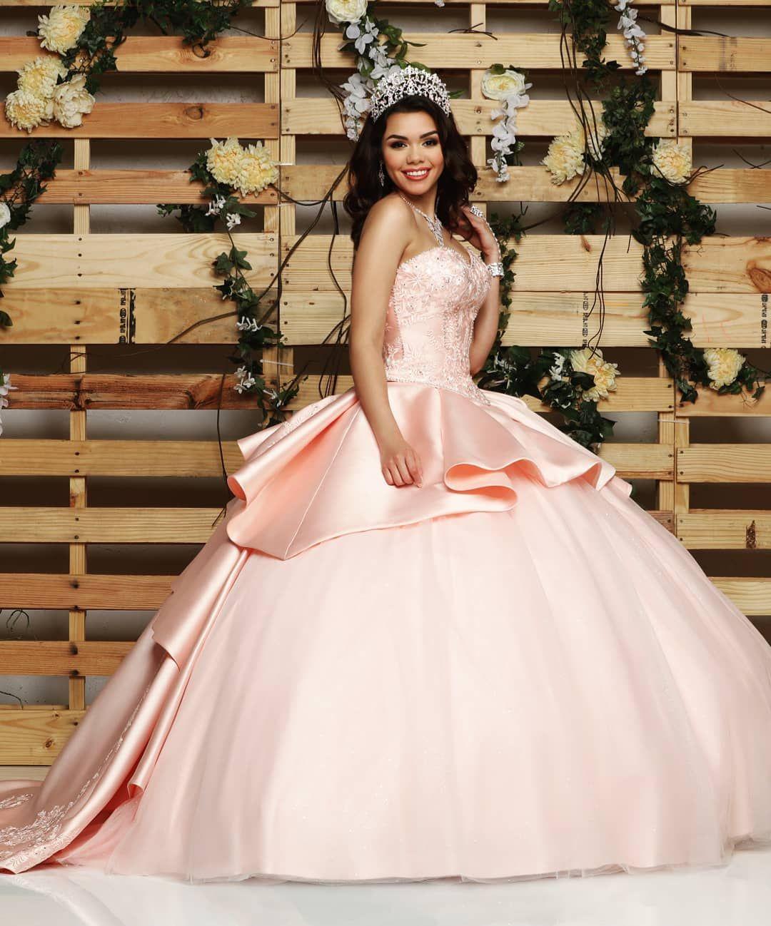 Vestidos cortos para quinceaneras 2019