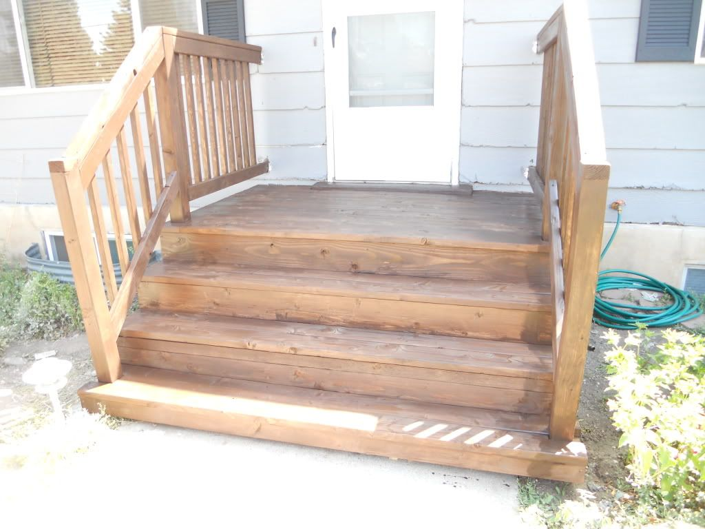 Mommy How To's Building a Porch in 2020 Building a