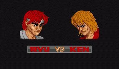 Fechei Street Fighter 1. Duas vezes (uma com Ryu e outra com o Ken) F30655408072a0a25b650f8573e956f9
