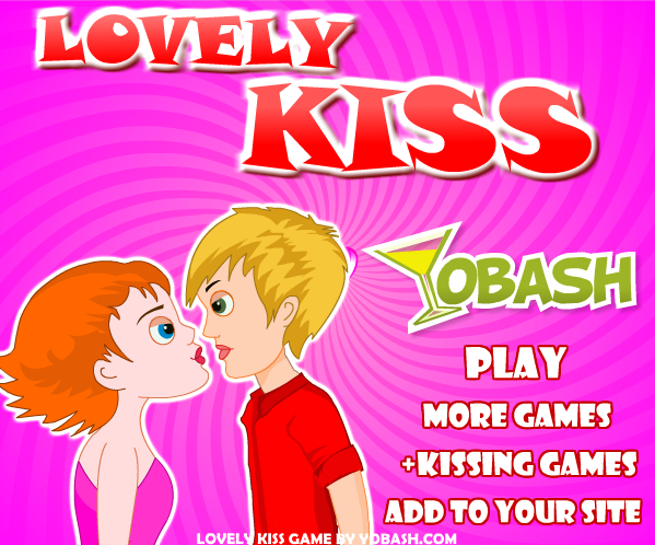 Play Lovely Kiss Game