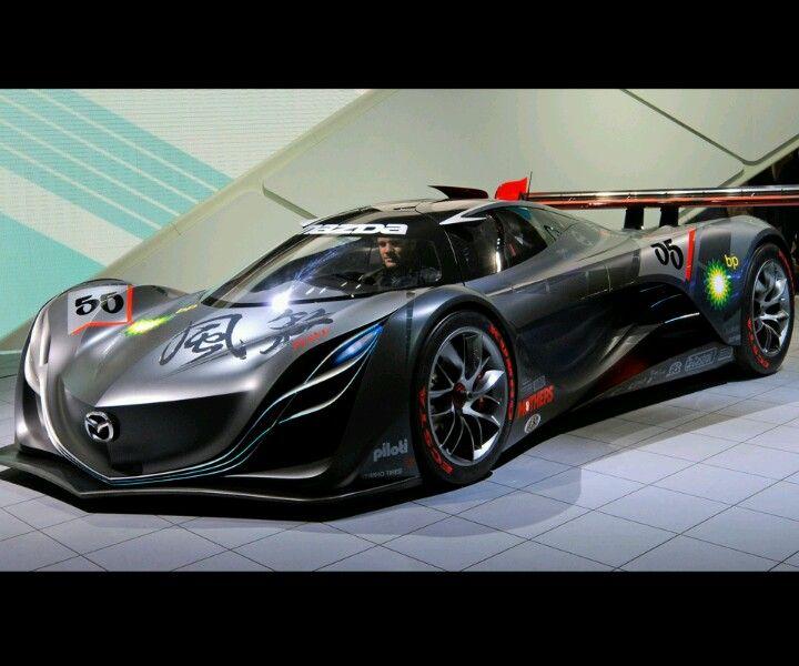Fabulous Mazda Furai...RIP!