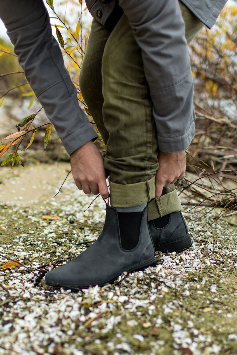 Wandering The Shore With Blundstone And Zappos The Fresh
