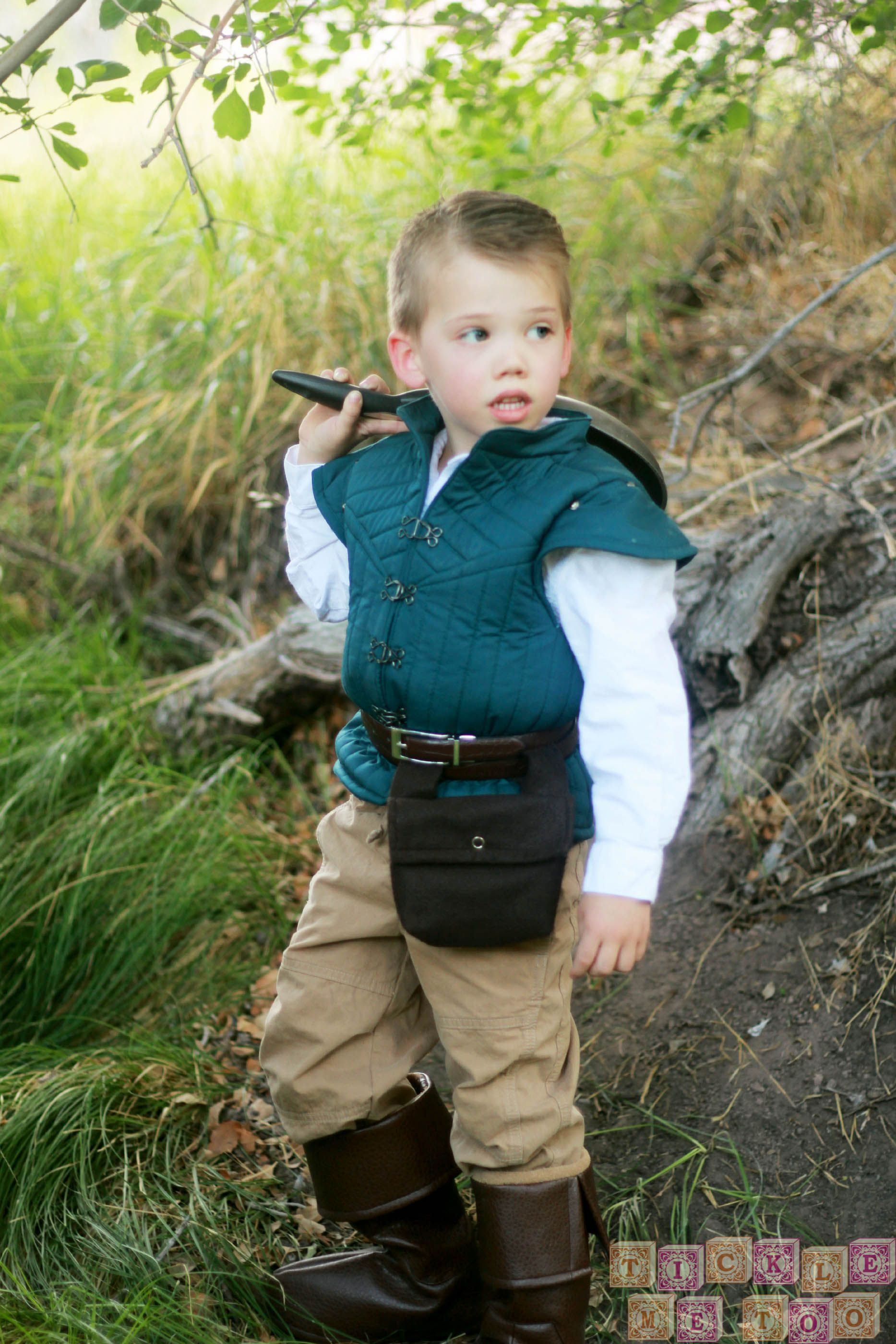 How to make a flynn rider costume tangled costume halloween