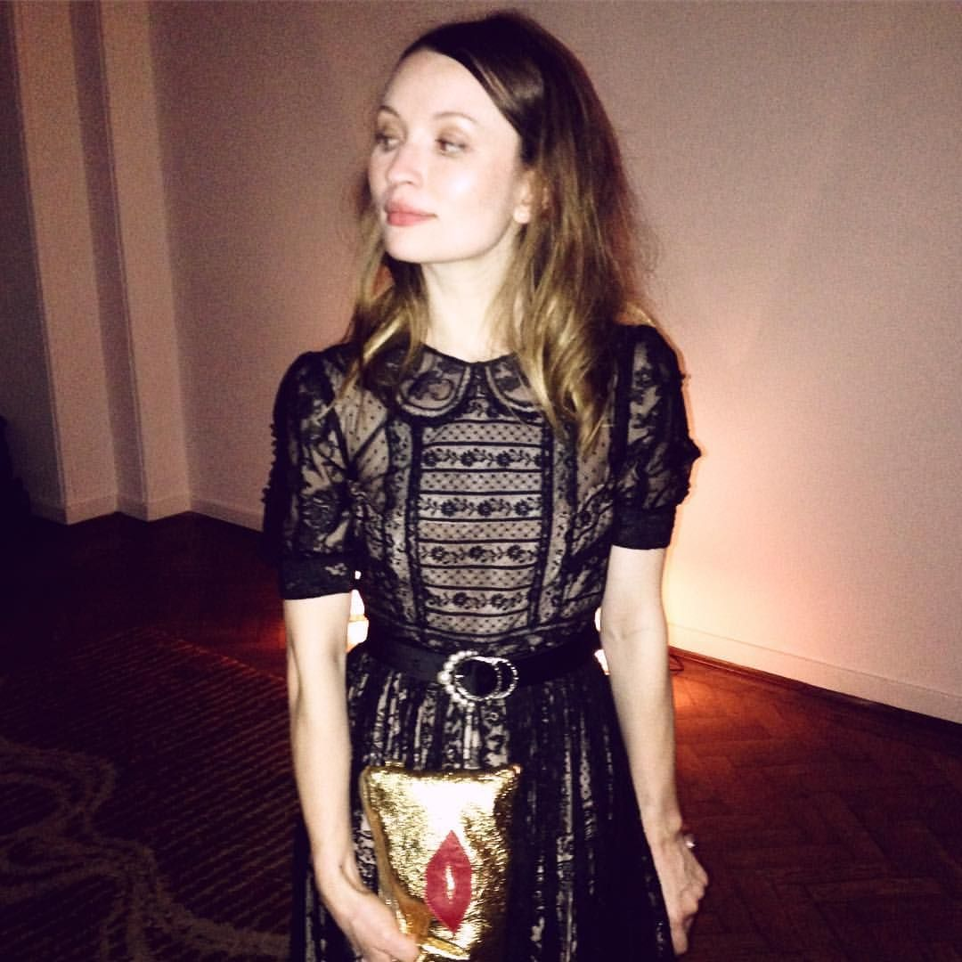 Instagram Emily Browning