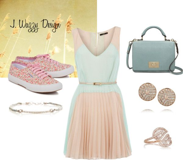 """""""Girly and chic!"""" by jazzy-wazzy on Polyvore"""