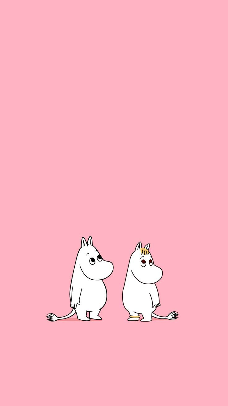Moomin and friend s a v a n n a h in wallpaper iphone