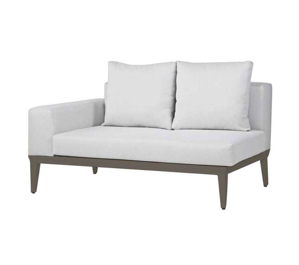 2 Seater Cog In 2020 Seater Love Seat Outdoor Sofa
