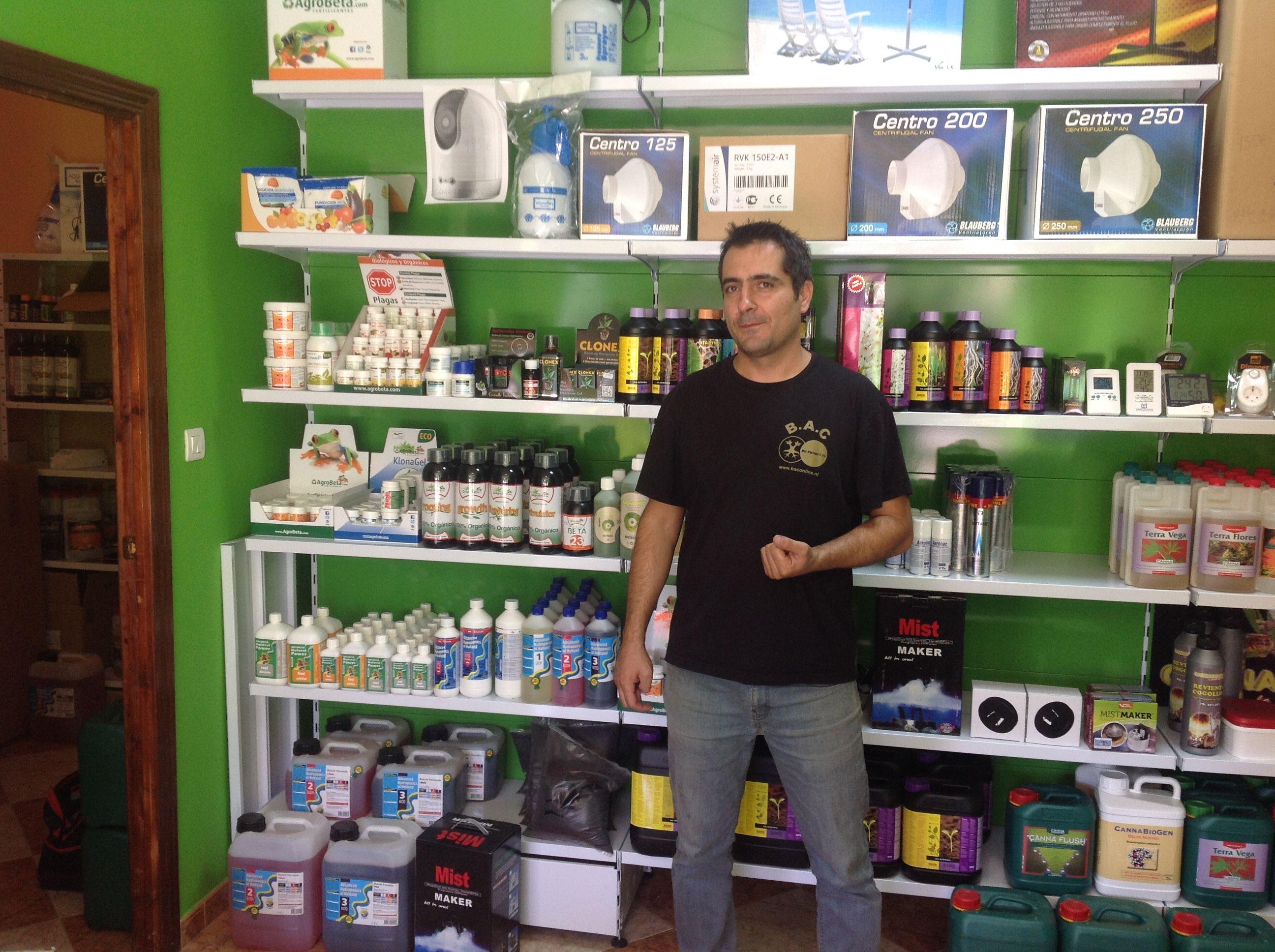 Growtec, cliente de Agrobeta