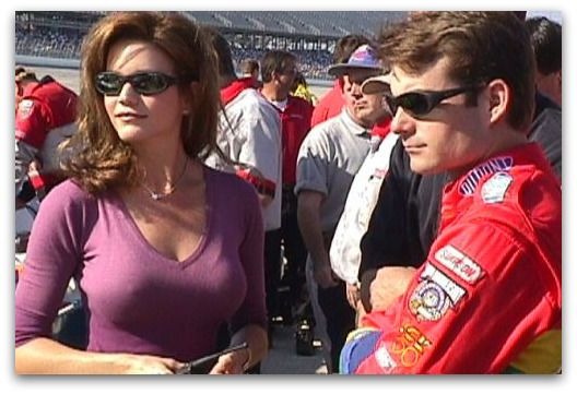 Jeff Gordon S Ex Wife Brooke Gordon Gordon Jeff Gordon Brooke