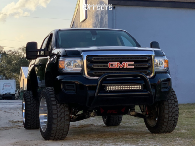 2016 Gmc Canyon 20x12 44mm Specialty Forged Sf007 Gmc Canyon