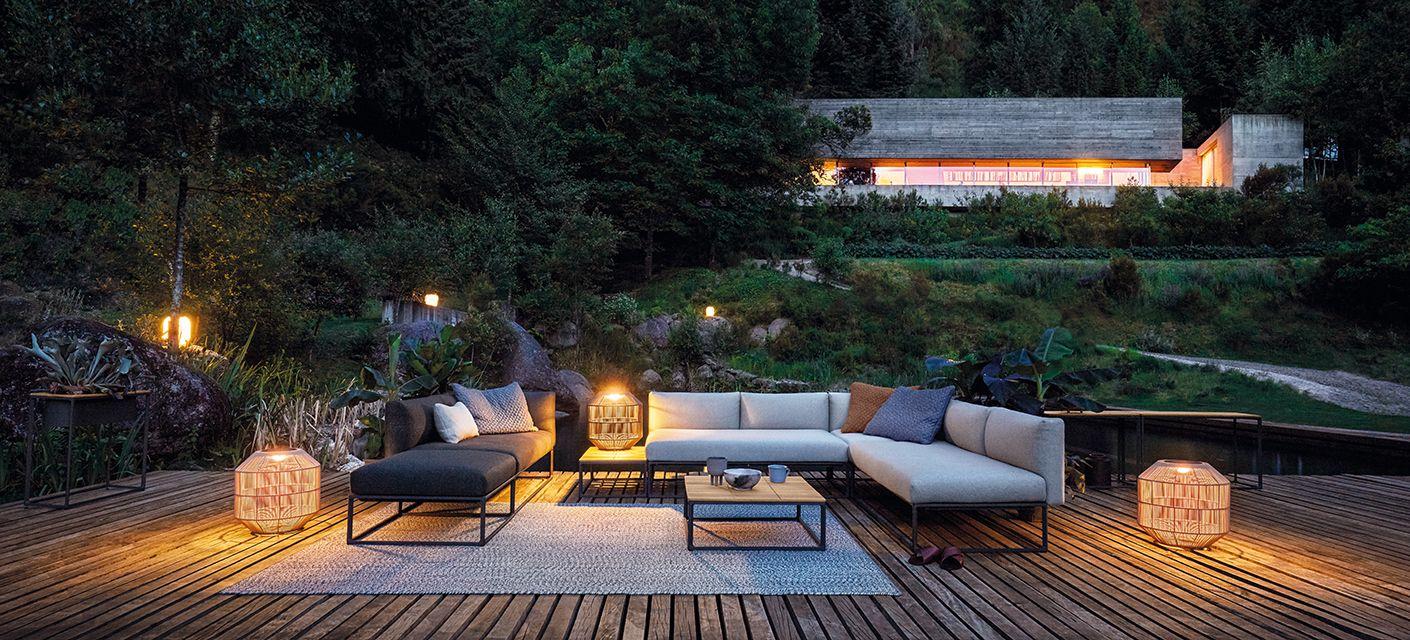Gloster Teak Furniture Modern