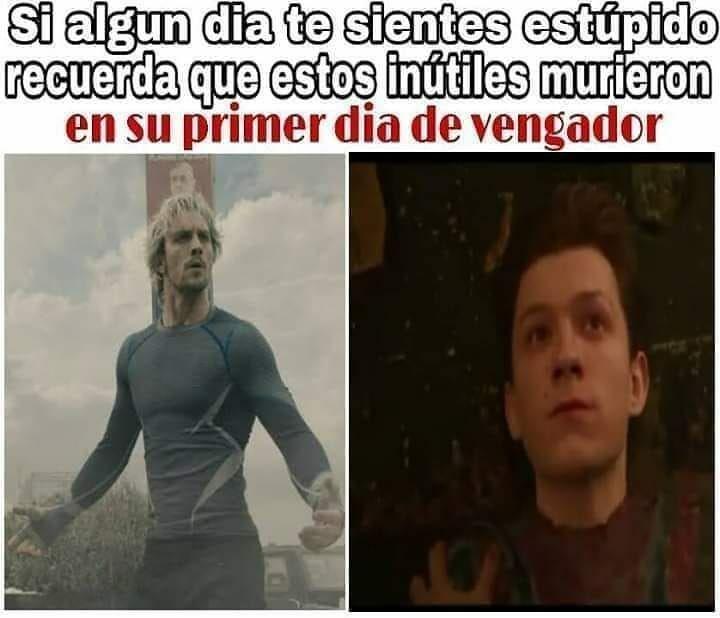 Memes Marvel Y DC