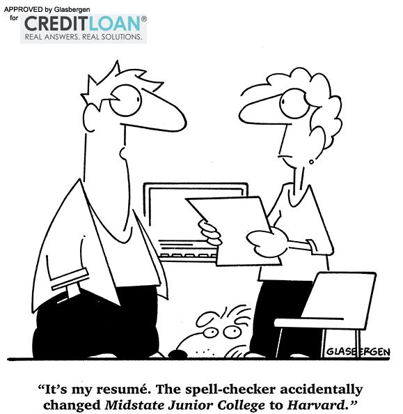 Resume Mistake that shouldnu0027t have been there LOL A very funny - resume checker