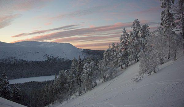 Finsk snowboardfotograf