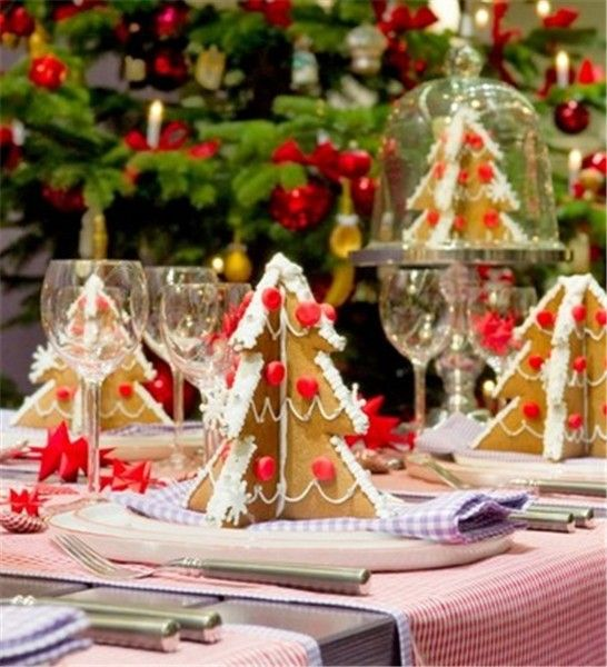 Superb Food Christmas Decorations Part - 12: Christmas Tree