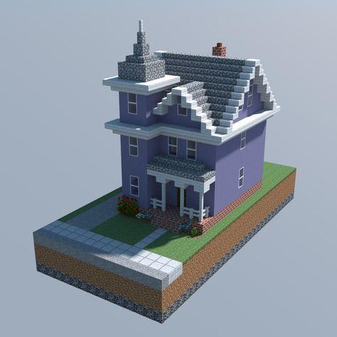 Lecture D Un Message Mail Orange Idees Minecraft Villa Minecraft Maison Minecraft