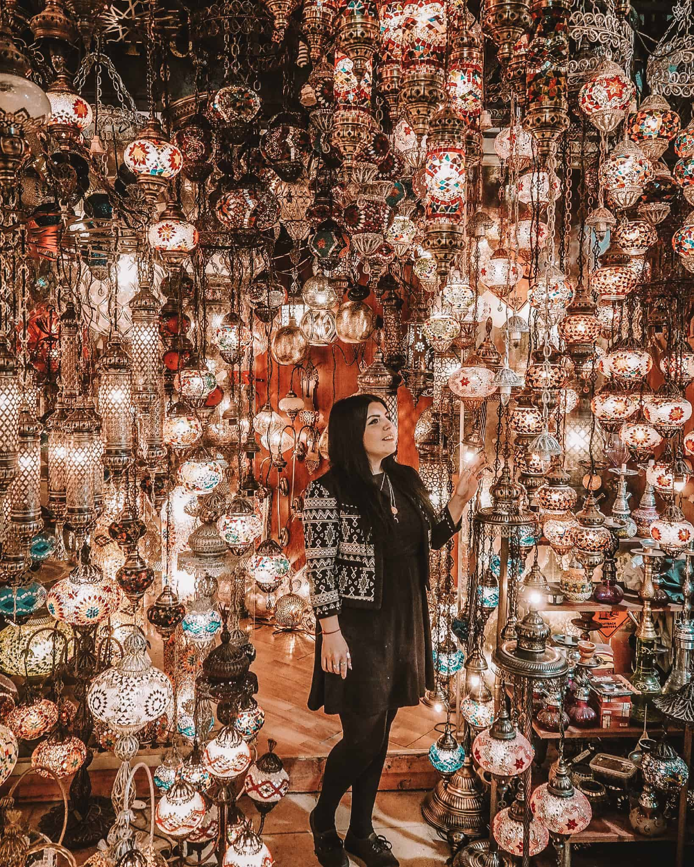 12 Seriously Drop Dead Gorgeous Instagram Spots In Istanbul Istanbul Travel Aesthetic Tourist Sites