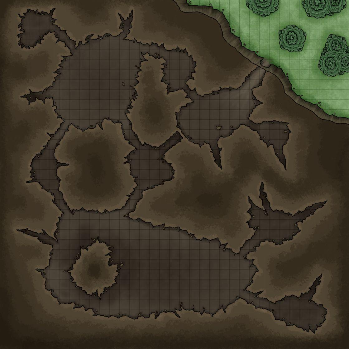 Northern Cartography | Battlemaps - Interior | Fantasy map maker