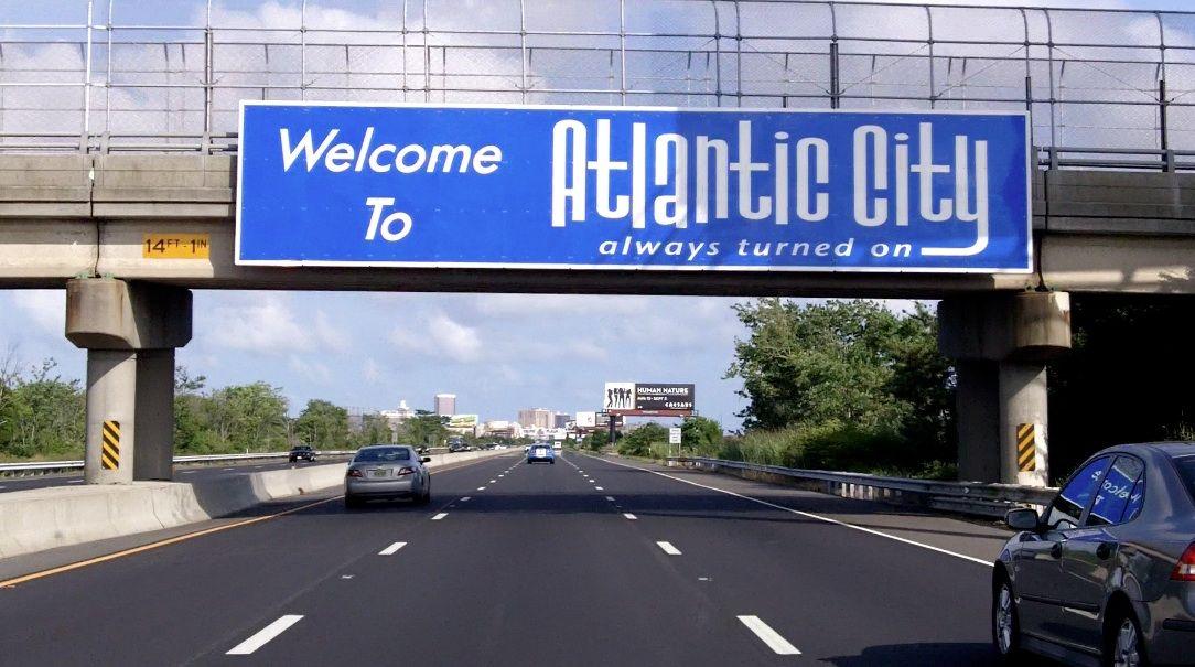 Atlantic City Sign Google Search Atlantic City City Sign Jersey Shore