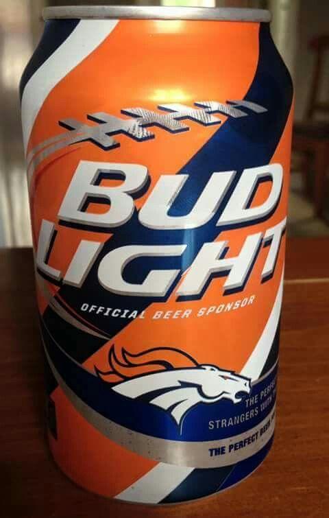 Broncos Bud Light Sports Denver Broncos Peyton Manning