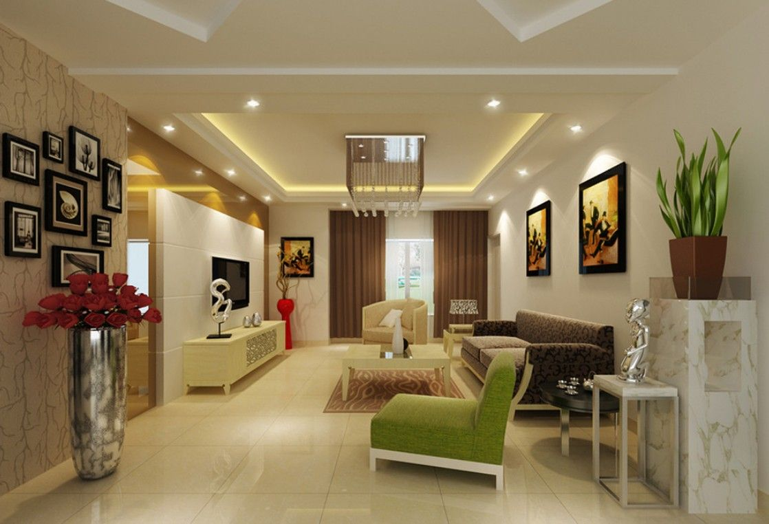 Interior Design Basic Principles of Home Decoration in