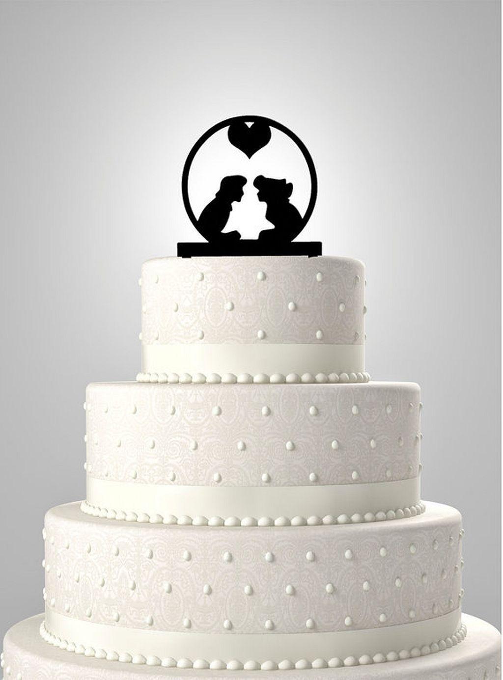 40 Stunning Wedding Cake Disney Theme | Pinterest | Wedding cake ...
