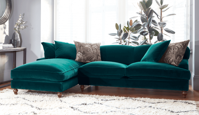 Teal Sofa The Always On Trend Colour Darlings Of Chelsea Gray Sofa Living Blue Couch Living Room Grey Sofa Living Room