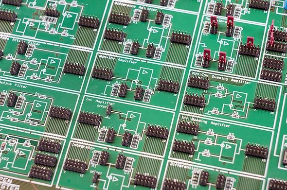 electronic circuit board with jumpers circuit board electronicelectronic circuit board with jumpers