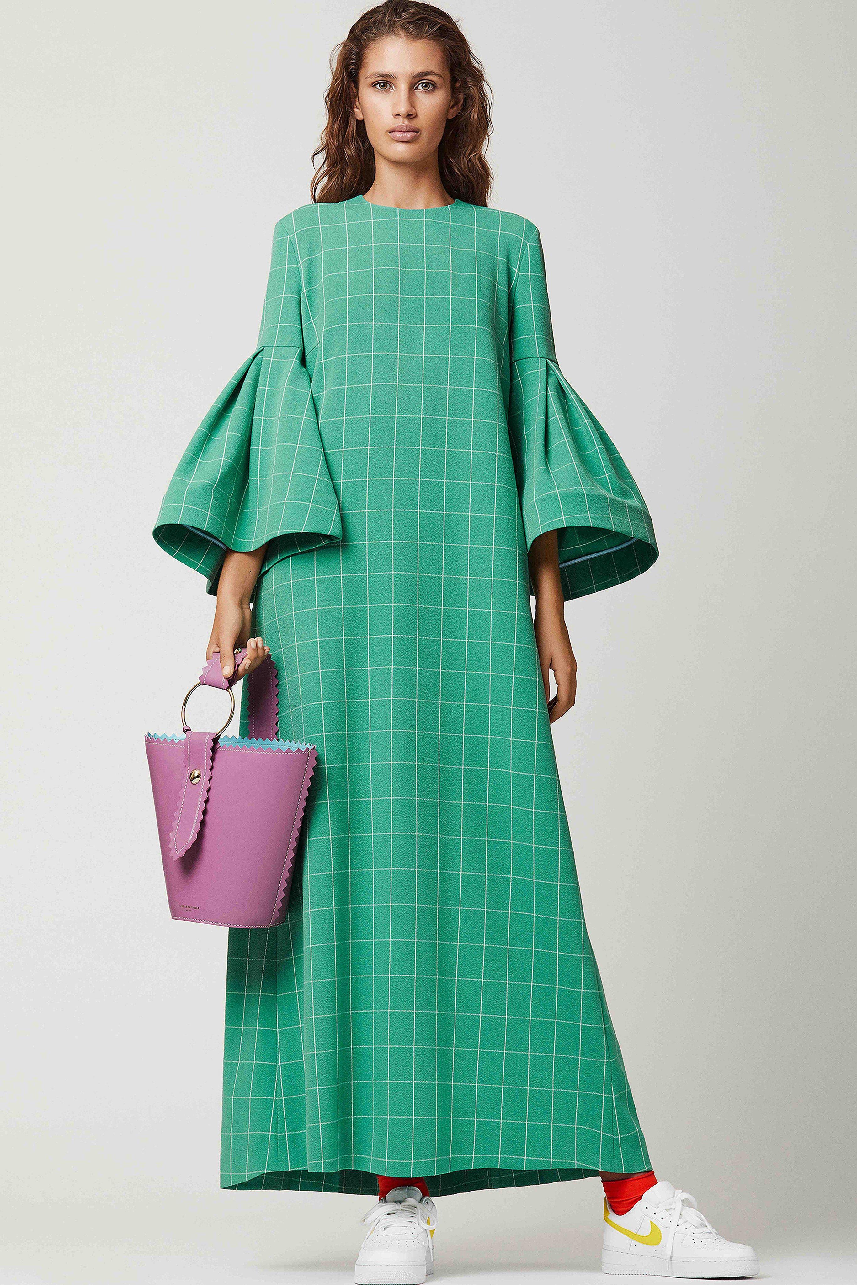 Vestidos largos de calle 2019