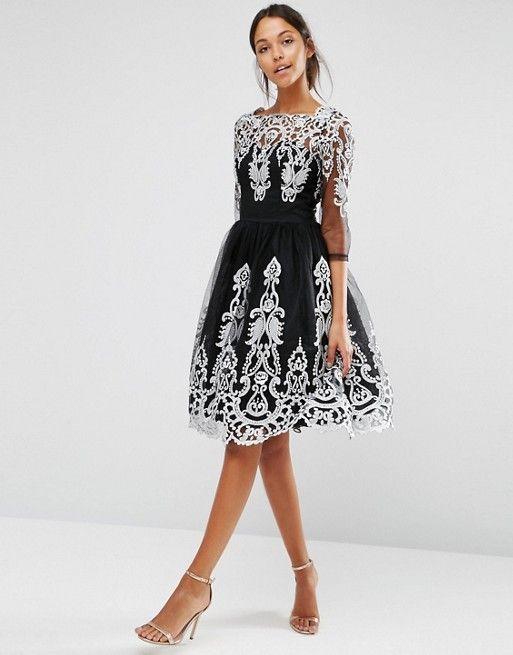 Black dress 3t 1b