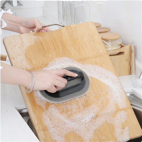 Photo of Magical Kitchen Cleaning Sponge