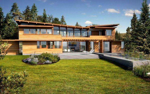 Une maison francilienne inspirée des granges de la région Architecture