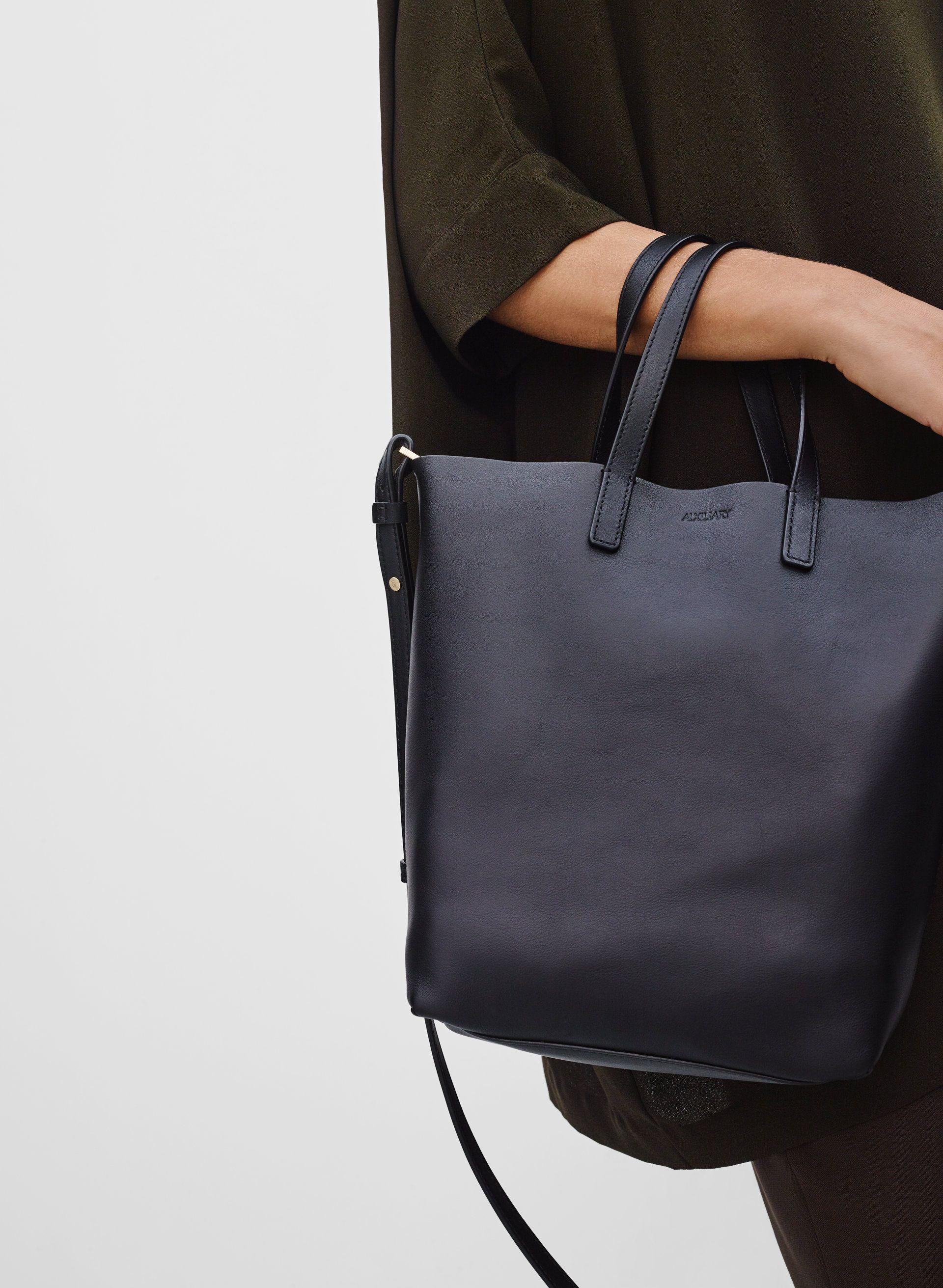 5c133a3faff11 Auxiliary MINI MARSEUS TOTE | Aritzia | style | Bag Accessories ...