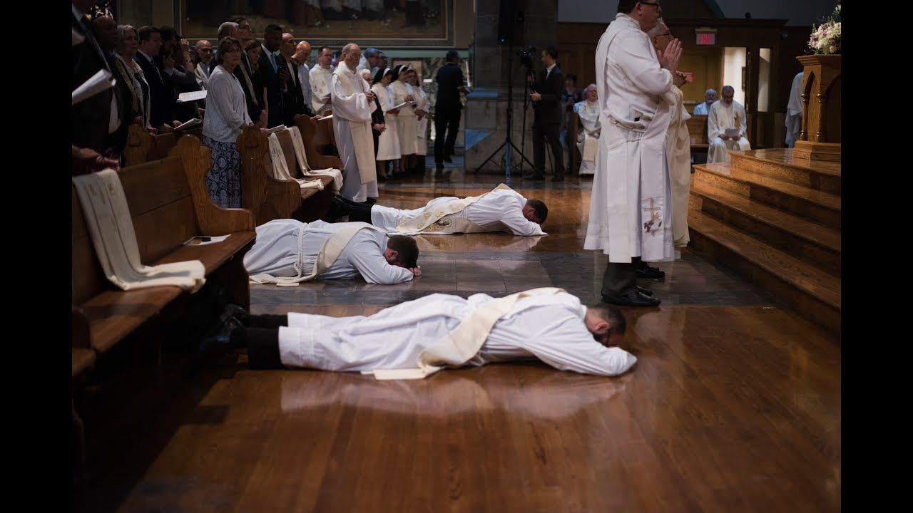 Three Paulists Were Ordained To The Priesthood On May 20 2017 At The Church Of St Paul The Apostle In New York Ordination Paul The Apostle Father