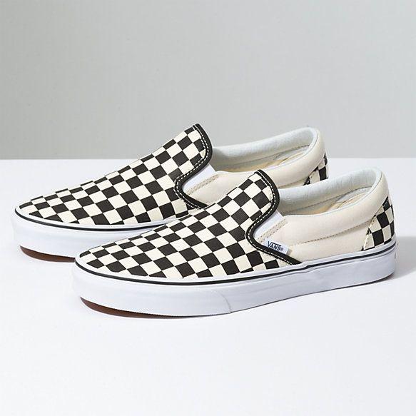 Checkerboard Slip-On | Shop Shoes | Schoenen, Nike, Shoes