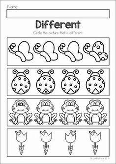 spring preschool worksheets activities qitdc preschool worksheets preschool preschool prep. Black Bedroom Furniture Sets. Home Design Ideas