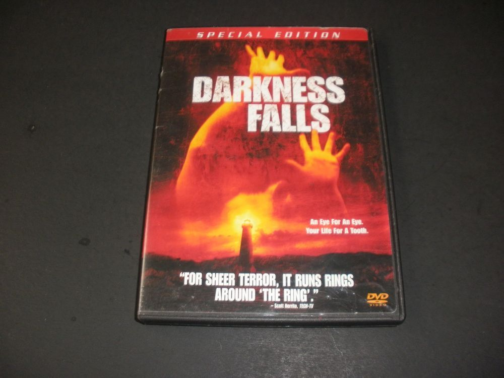 DARKNESS FALLS SPECIAL EDITION (DVD) buy it now for $5.00 free shipping!!!