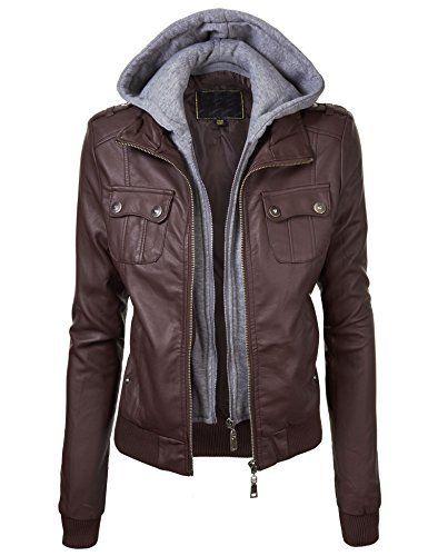 Lock and Love Women's Double Hoodie Faux Leather Jacket, http://www.amazon.com/dp/B00NGZZDC6/ref=cm_sw_r_pi_awdm_pwXnub0XGDDMT