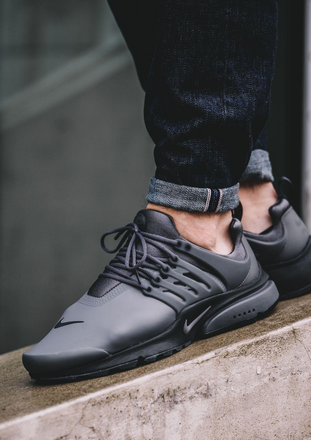 reputable site 8a61f ae3cb ... Nike Air Presto Low Utility grey sneakernews Sneakers StreetStyle Kicks  ...