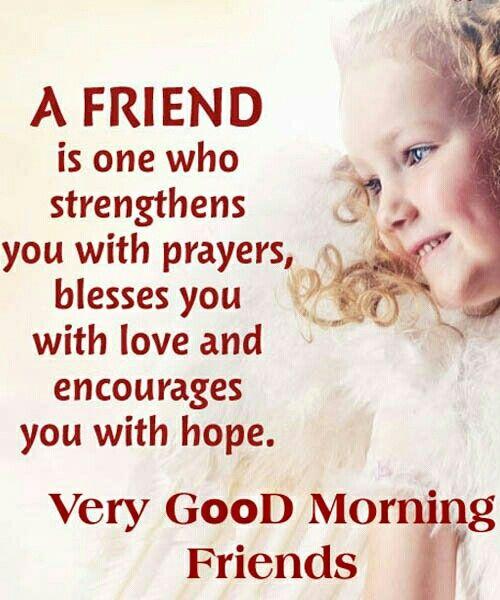 Good Morning Quote | Good morning | Good morning friends ...