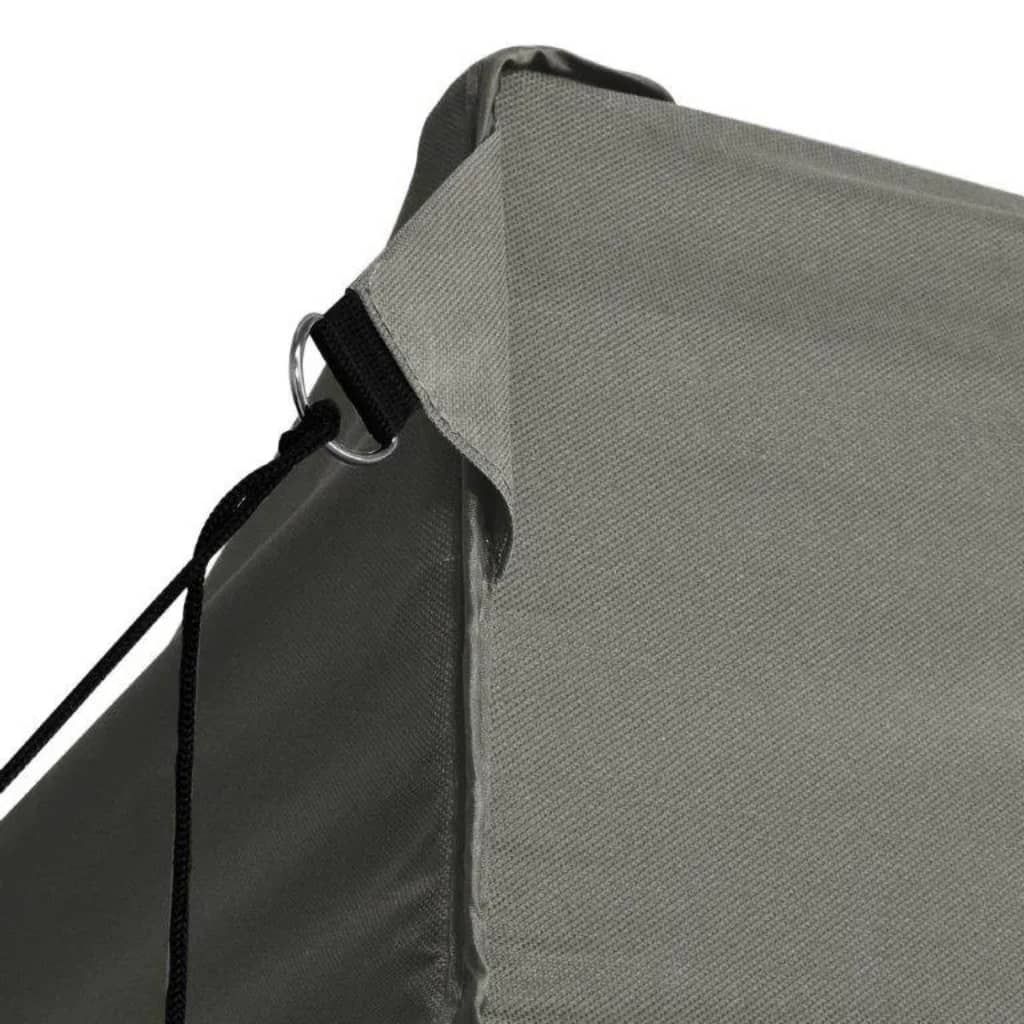 Foldable Tent Pop-Up 118.1x177.2 Anthracite