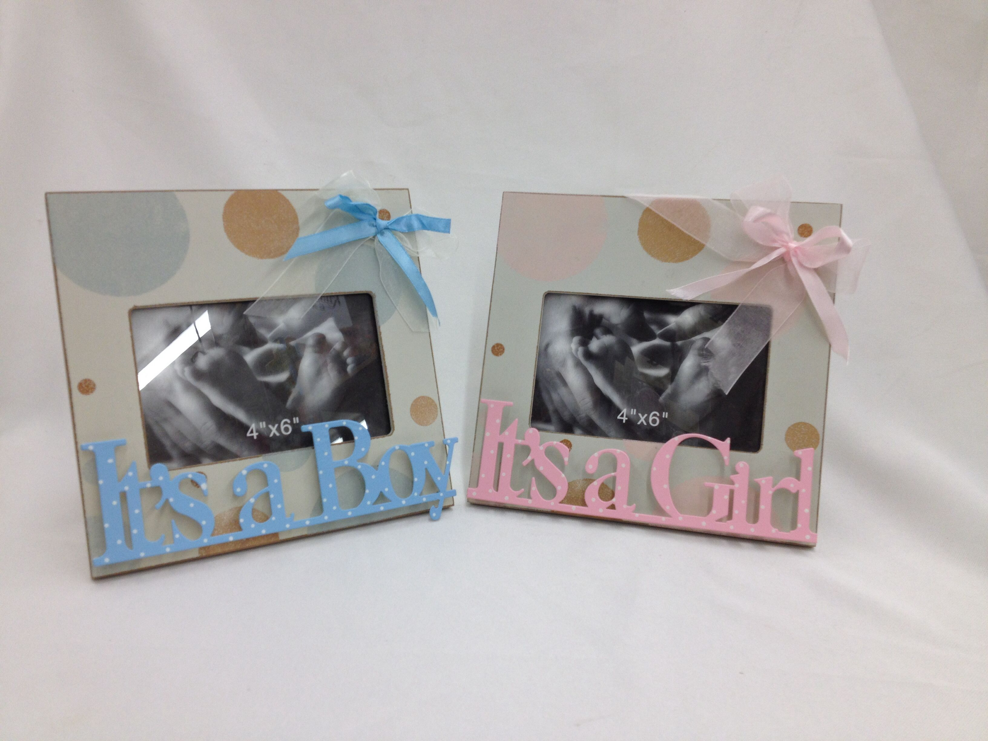 It\'s a boy/girl frame $26.99 Each SOLD AT SUN PHARMACY | Baby Gifts ...